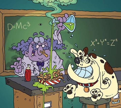 Purple Scientist- Bobostromstudio.com