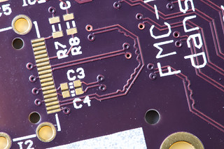 PCB macro shot | by Dan Strother