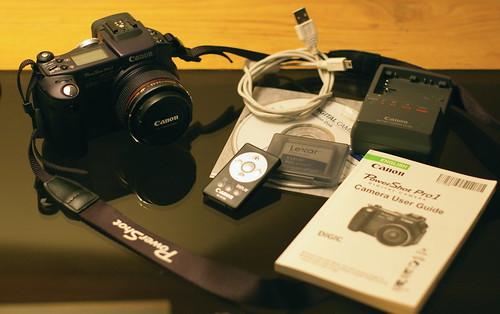 PowerShot Pro1 kit
