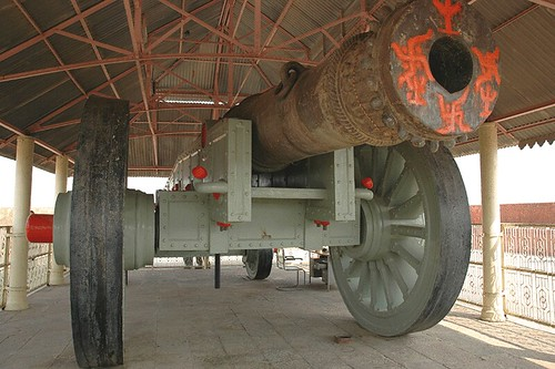 Jaivana the biggest cannon in world