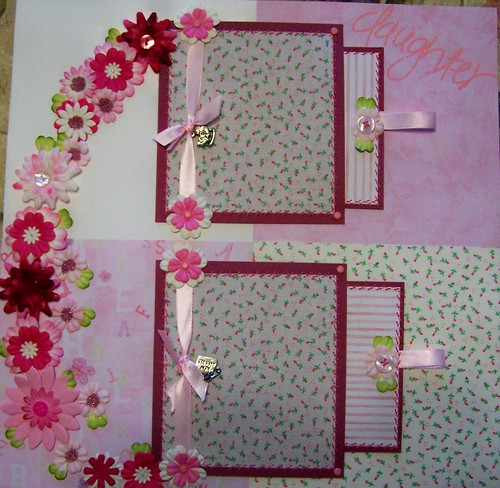 daughter page 1   by scrappin in TN