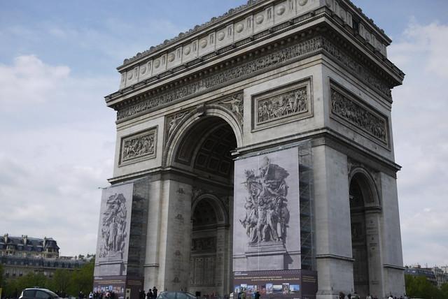 L'Arc de Triomphe - 04