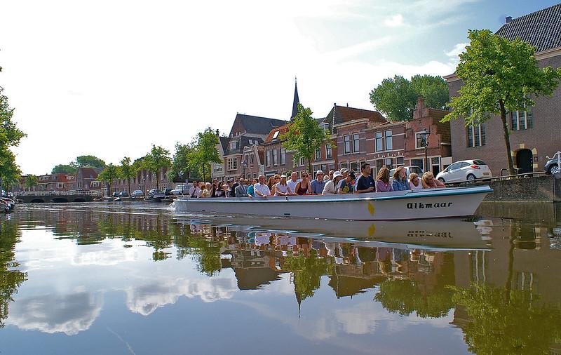 25 juni 2010, Rondvaartboot