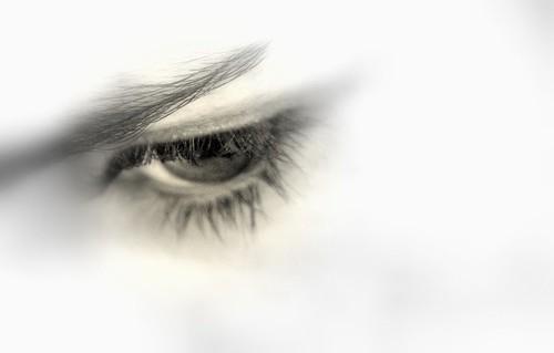 angry eye | by hansvandenberg30