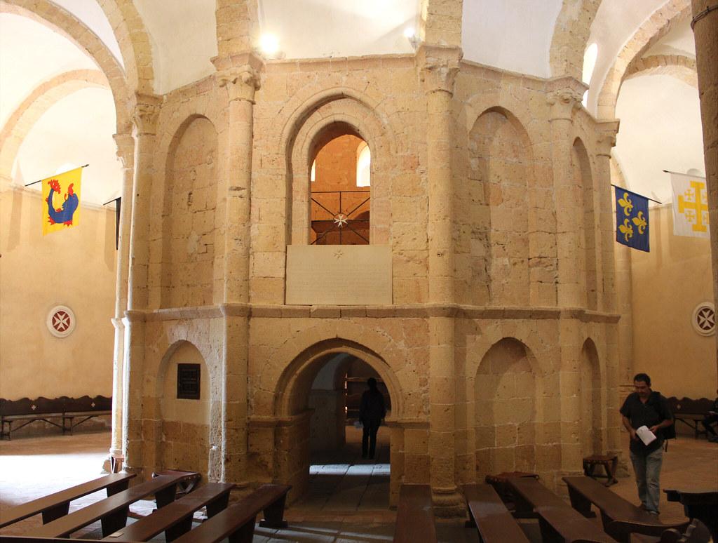 Iglesia Vera Cruz Segovia Inge Flickr