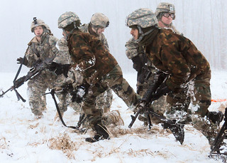 US Army Alaska, Indian Army practice operational harmony [Image 4 of 7] | by DVIDSHUB