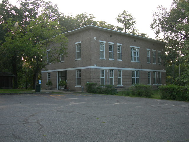 Prairie County Court House (Southern District)