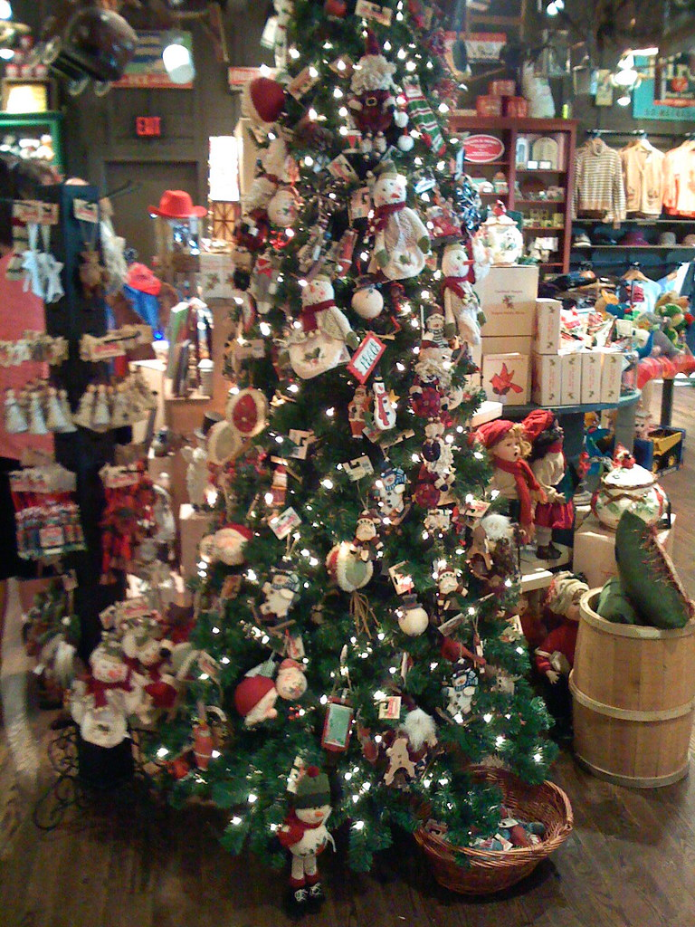 Cracker Barrel Christmas.Things That Are Gay About Cracker Barrel A Christmas Tree