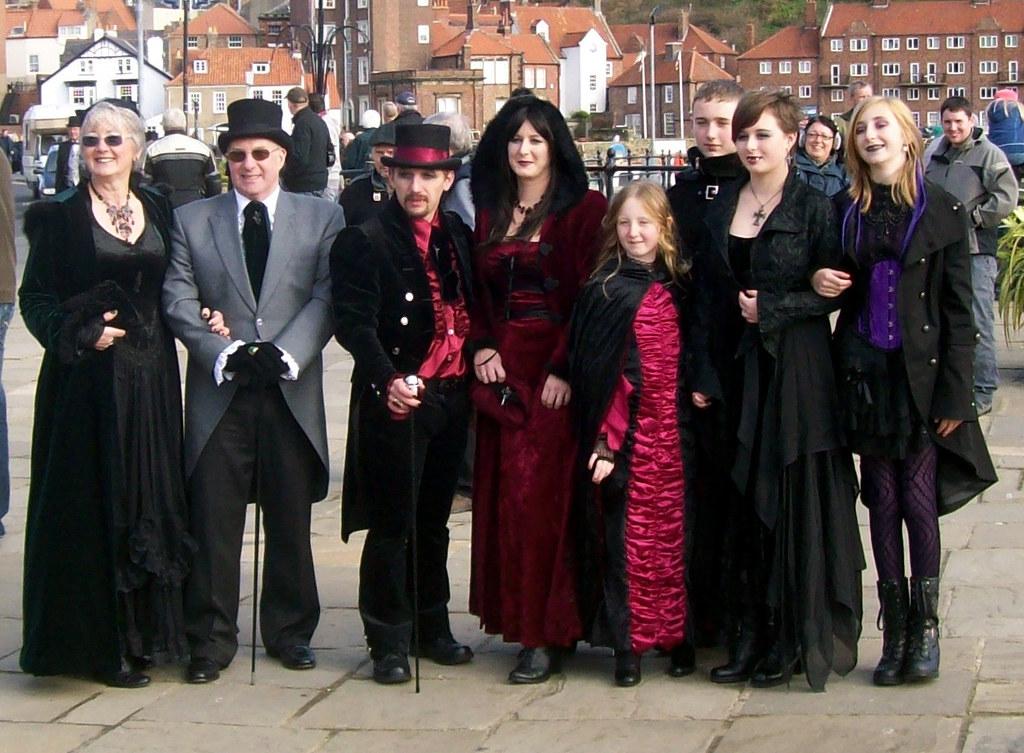 Dracula Family