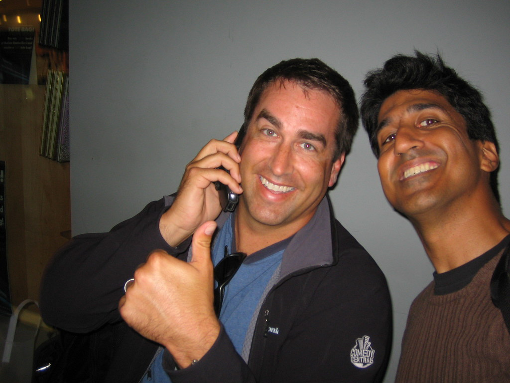 Rob riggle bs report cousin