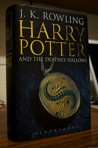 Harry Potter and the Deathly Hallows | by प्रतीक