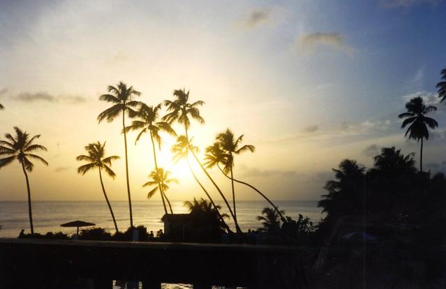 Barbados Sunset 1