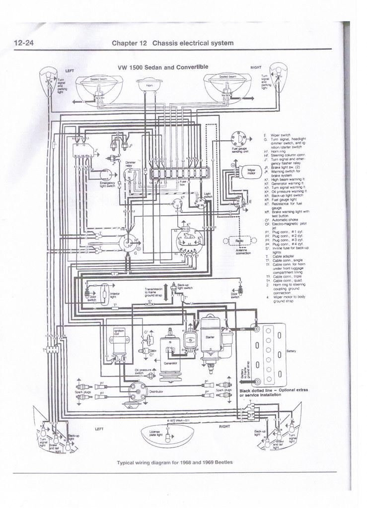 Wiring Diagram 1968