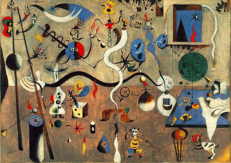 Joan Miró...