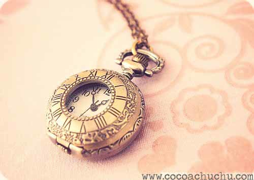 Time Travel Locket