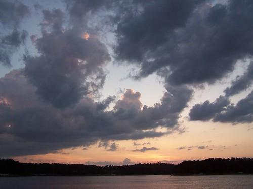 camping sunset williams alabama snyder lewissmithlake