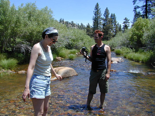 Cooling Off in the Kern