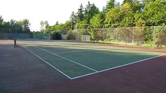 Scenic Hill Park Tennis Court