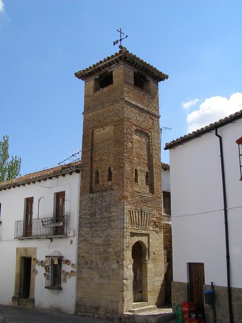 Minaret św. Sebastiana