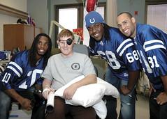 09 2009-25. Colts Visit 11-09-12 Indy ak