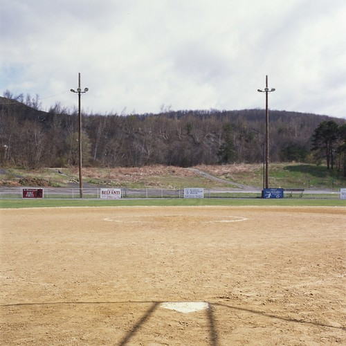 pennsylvania baseballdiamond mountcarmel pennsylvaniaanthracitecoalregion