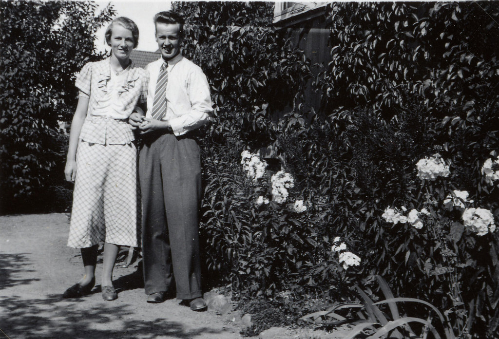 Arne and Margit