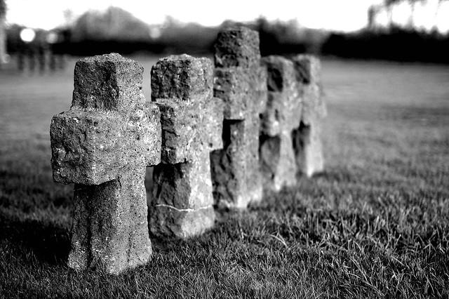 Las cruces de Normandia