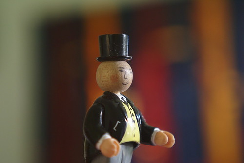 the Fat Controller   by Brenda Anderson