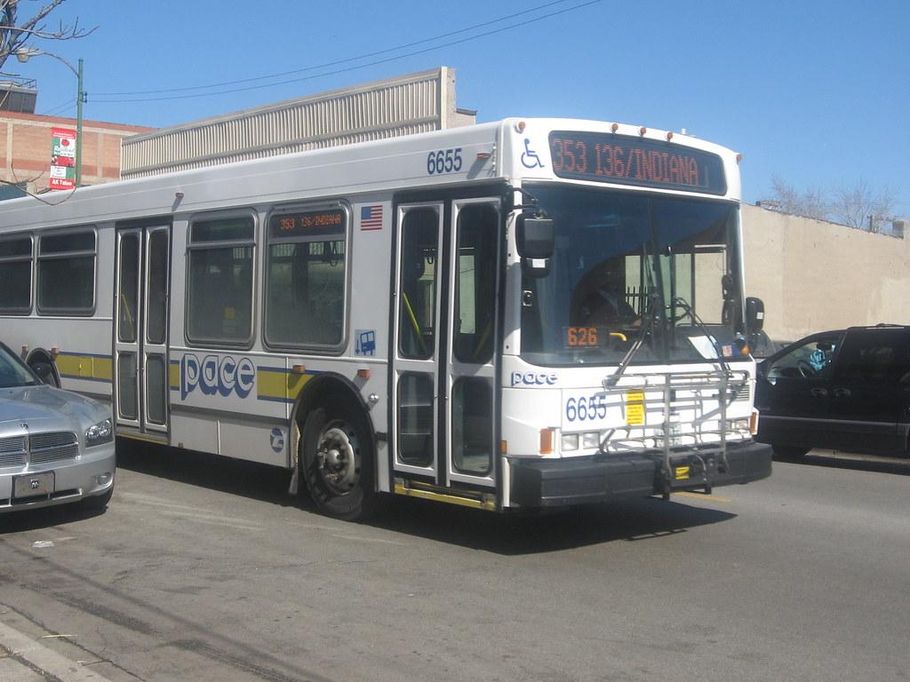 35 Foot Pace Bus(aka Midgety Bus) | A 35 Foot Bus At 113th &… | Flickr