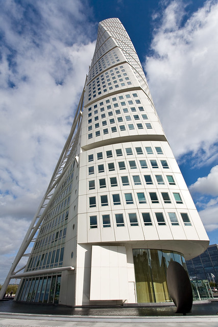 the turning torso tower