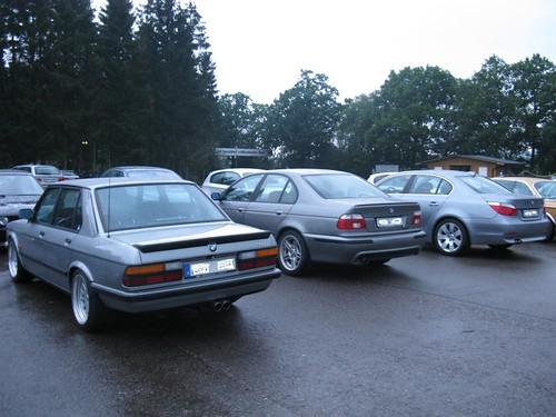 BMW 5 Series Trio