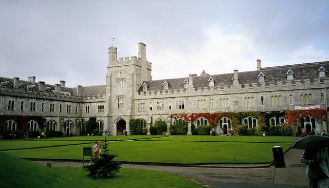 Univeristy College Cork, Quad