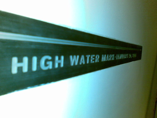 high water mark | by lasermounted