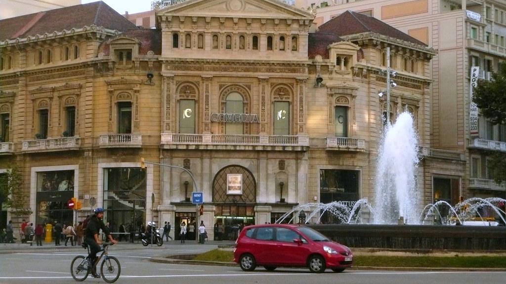Les Corts Barcelona Barcelona-home