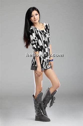 bd1ad2d626a UGG Roxy Tall Boots 5818 grey | helloebay2010 | Flickr