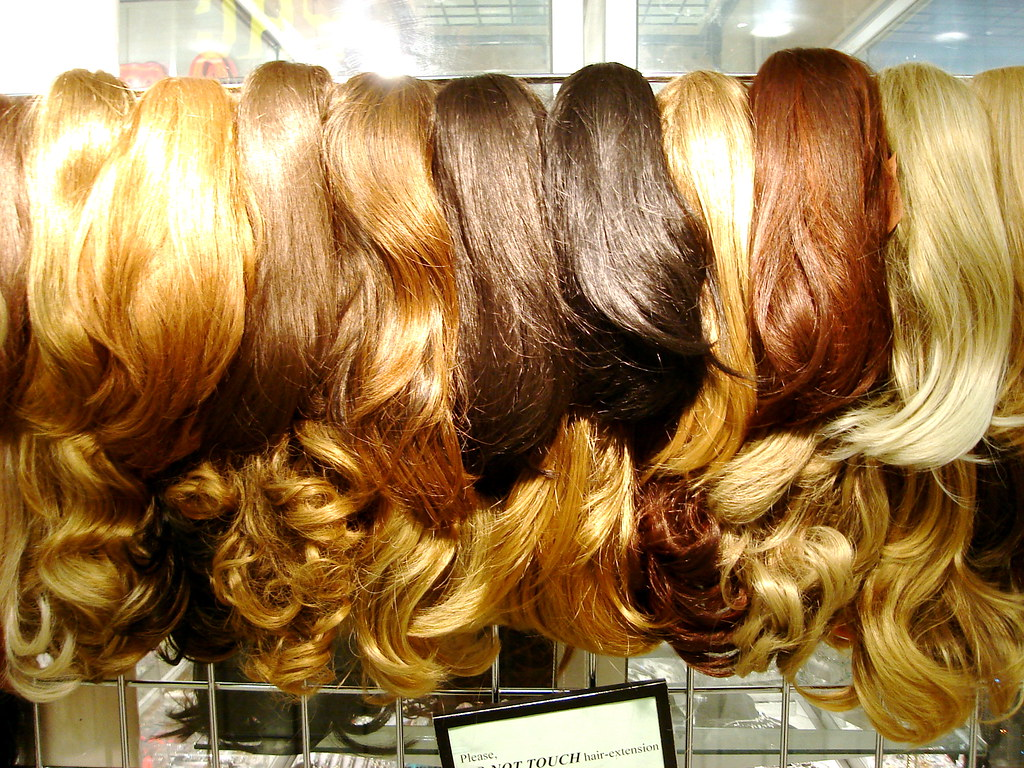 In touch hair extensions