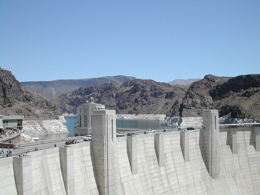 Hoover Dam 2005