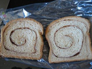 cinnanmon slice bread | by lizze