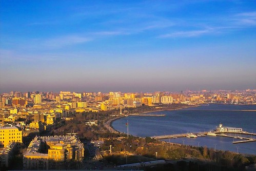 Baku, Azerbaijan | by teuchterlad