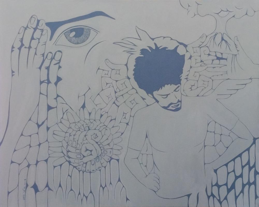 Sketch 2010 by Dror Miler