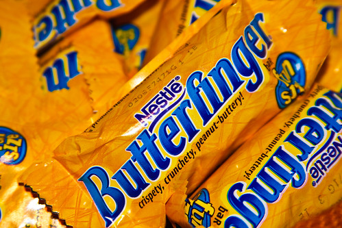 Nestle Butterfinger, Fun Sized Bars | by dnguy3n