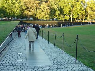Vietnam Veterans' Memorial Wall