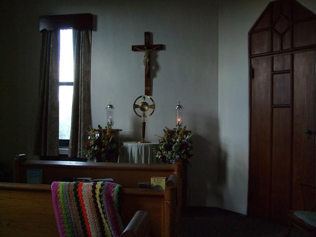Basilica of St. Cyril & Methodius, Adoration Chapel, Danville, PA
