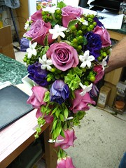 Wedding bouquet | by therangonagin