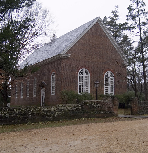 building brick church architecture virginia unitedstates colonial georgian gloucestercounty
