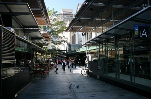 Brisbane's Queen Street Mall