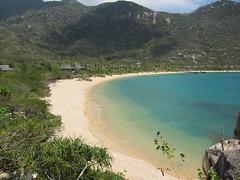 Nin Vahn Bay, Vietnam