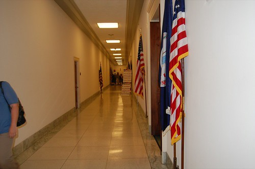 Halls of Congress, From CreativeCommonsPhoto