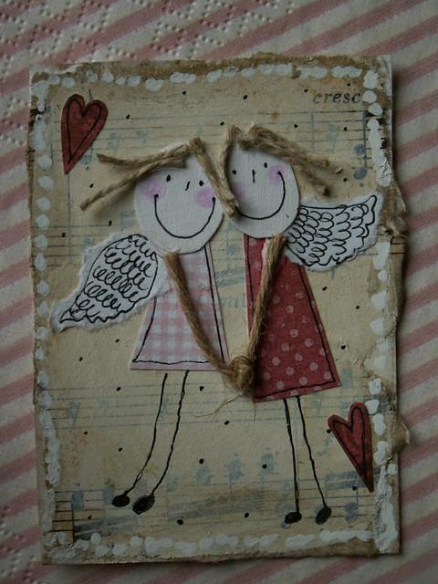 ATC_zakochane aniołki