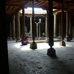Uzbekistan-Khiva;金曜モスク
